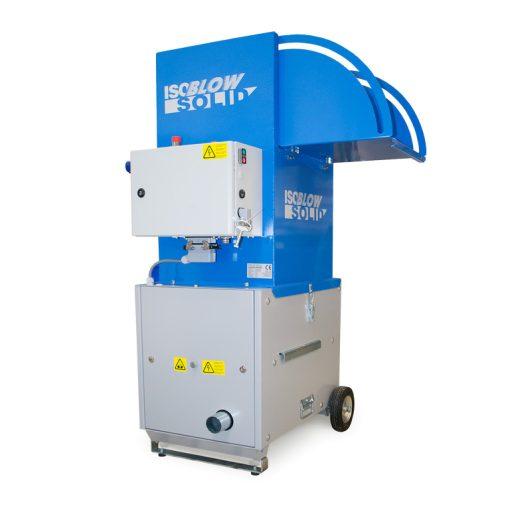 ISOBLOW SOLID befúvó gép