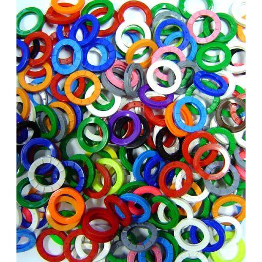 Kulcsfej gyűrű