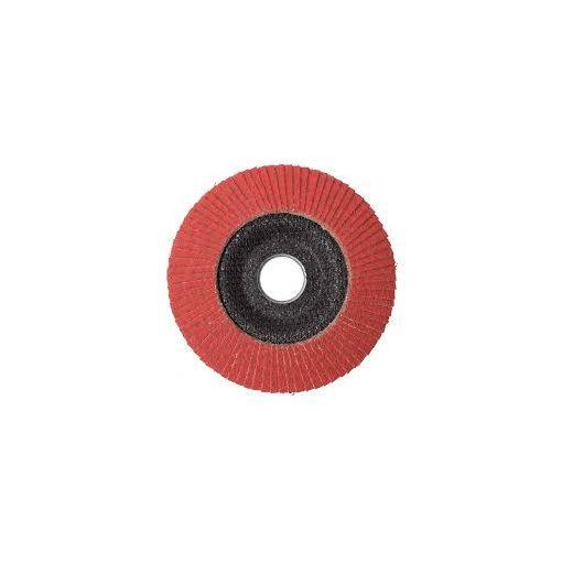 Abraboro lamellás csisz.-polírozó 125mm médium/piros