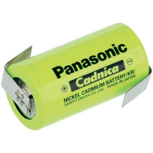 Panasonic 3000mAh akkumulátor C