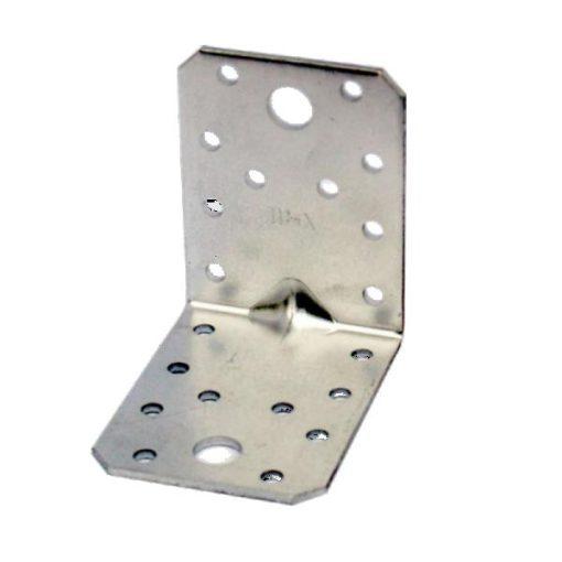 Sarokösszekötő lemez erősített 90x105x105