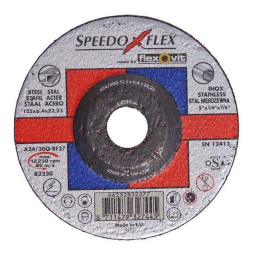 Speedoflex tisztítókorong 125x6,4mm