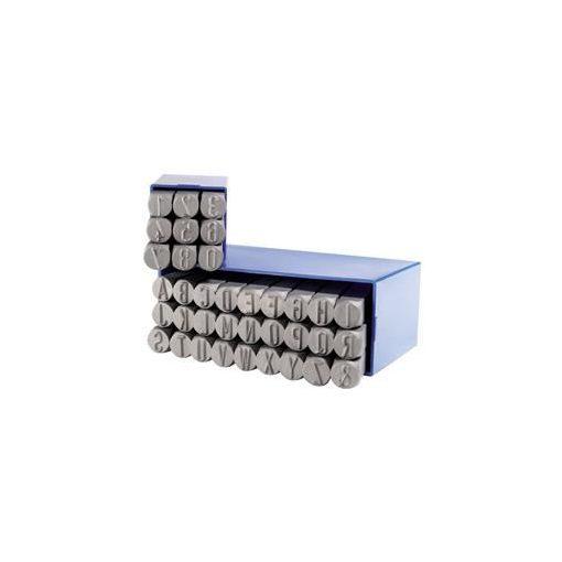 Betű beütő A-Z 10mm