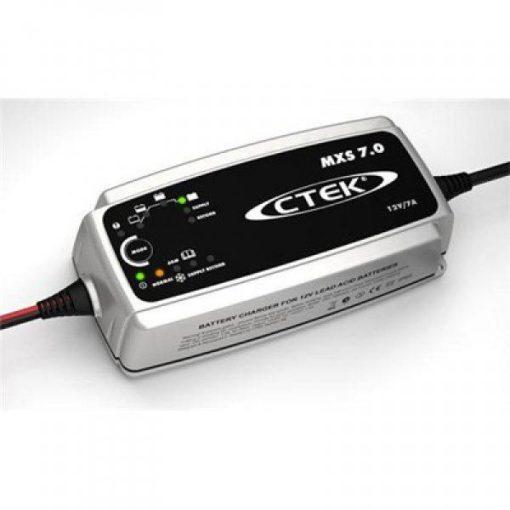 CTEK 56-755 MXS 7.0 autó akkumulátortöltő / karbantartó 12V