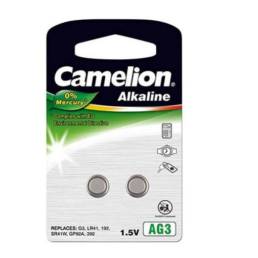Camelion 1,5V elem LR41/AG3/192