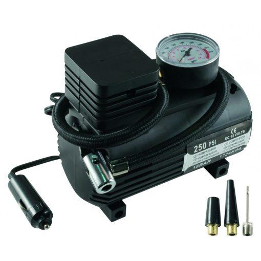 Autós kompresszor, 12V (90304)