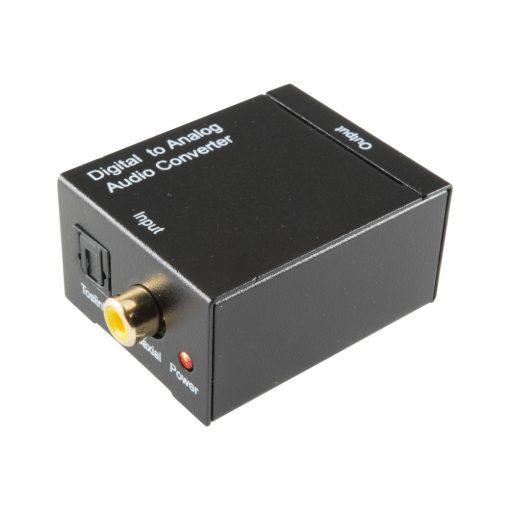 Digitális-analóg audióátalakító (DTA AUDIO)