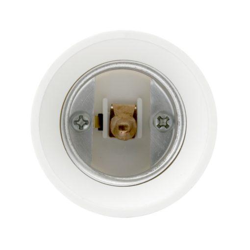 Foglalatátalakító adapter (E27/E14)
