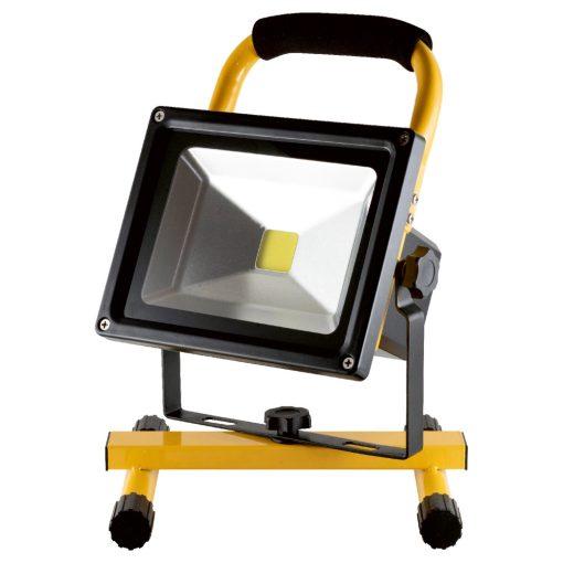 Újratölthető LED-es fényvető (FLB 20)
