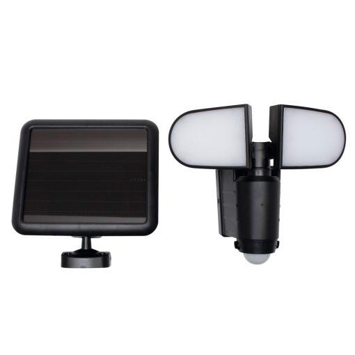 Szolár paneles LED reflektor PIR mozgásérzékelővel (FLP 5 SOLAR)
