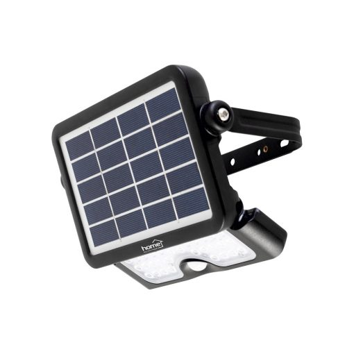 Szolár paneles LED reflektor PIR mozgásérzékelővel (FLP 500 SOLAR)