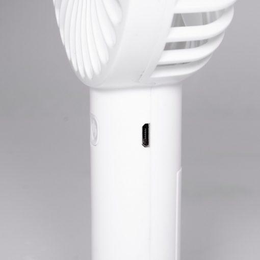 Kézi, tölthető ventilátor (HF 9/WH)