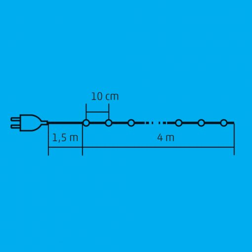 LED-es izzósor (KIL 40C/M)