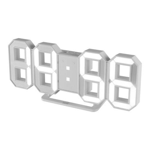 Digitális, 3D LED ébresztőóra (LTC 04)