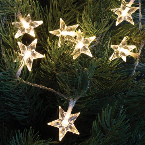 LED-s izzósor, csillag (MLC 10/CS)