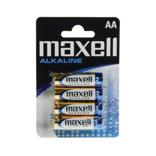 AA elem, alkáli, 1,5V (Maxell LR6)