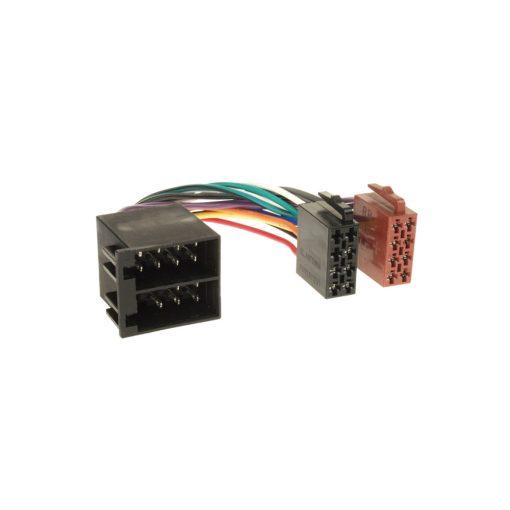 ISO csatlakozókábel hosszabbító, dugó/alj pár (SA-FISO 022)