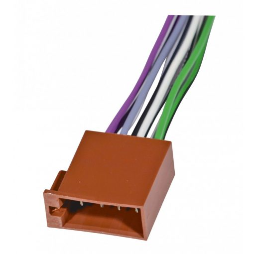 ISO hangszórócsatlakozó dugó (SA-FISO 028)