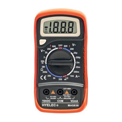 Digitális multiméter (SMA 830)