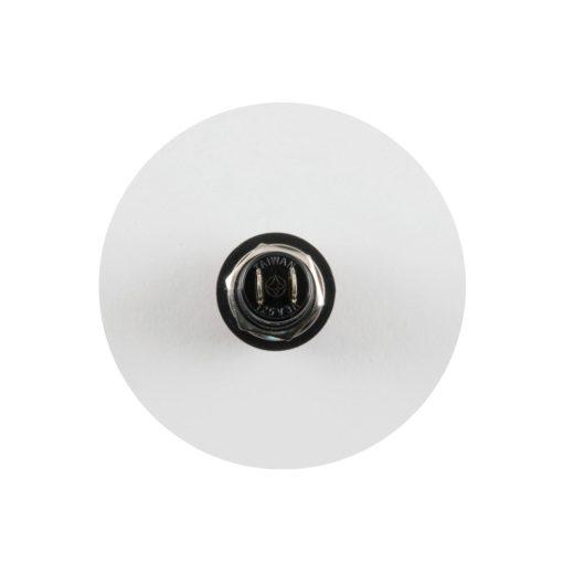 Mini billenőkapcsoló, 250V, 1ák, fekete (ST 1/BK)