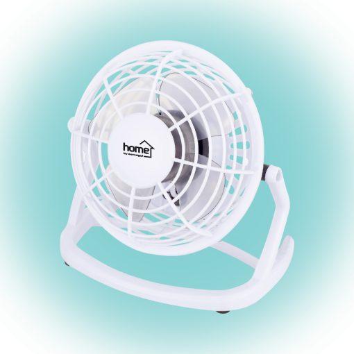 Asztali ventilátor, USB (TF 10 USB/WH)