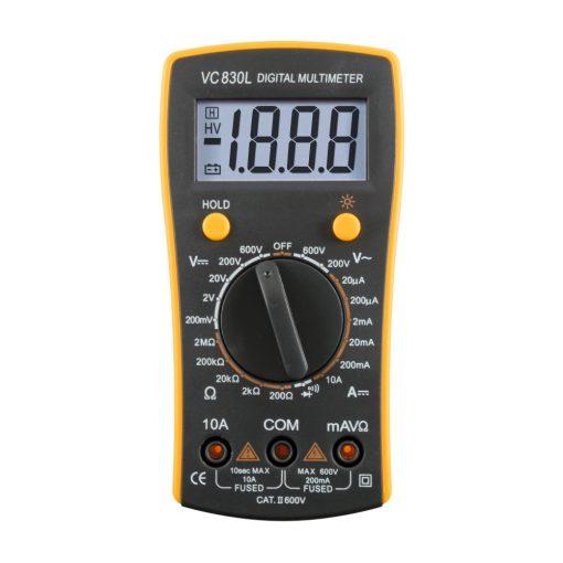 Digitális multiméter (VC 830L)