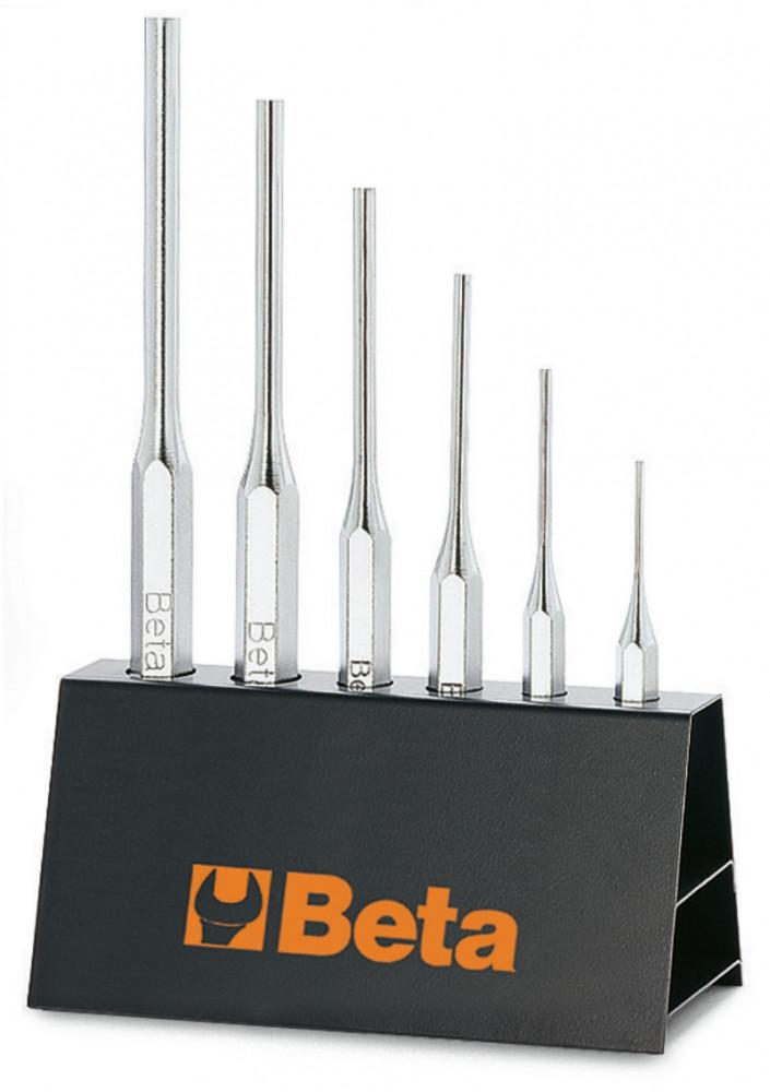 BETA 31/SP6 6 részes kiütő szerszám szerszám készlet tartóval (BETA 31/SP 6)