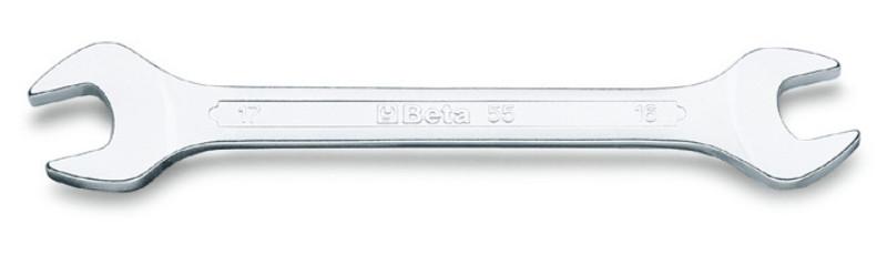 BETA 55AS Villáskulcs, krómozott 1.1/8x1.5/16 (BETA 55AS/1.1/8X1.5/16)