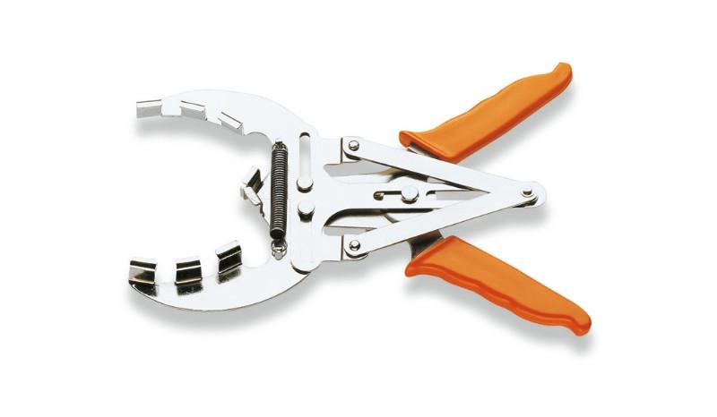 BETA 1445/2 Dugattyúgyűrű fogó, nikkelezett műanyag bevonatú szárral (BETA 1445/2)