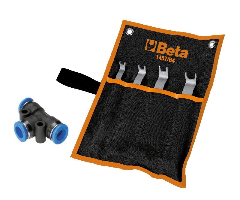 BETA 1457/B4 Rilsan csatlakozó kioldó eszköz készlet (BETA 1457/B4)