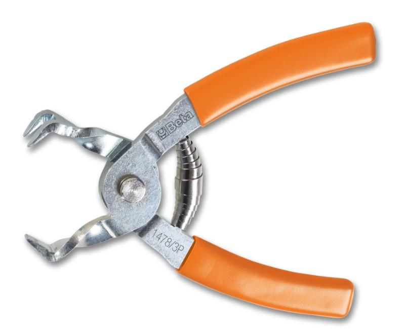 BETA 1478/3P 3 kioldópontos műanyag csap fogó (BETA 1478/3P)