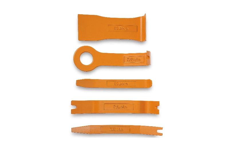 BETA 1479N/S5 5 darabos műanyag patentkiszedő készlet (BETA 1479N/S5)