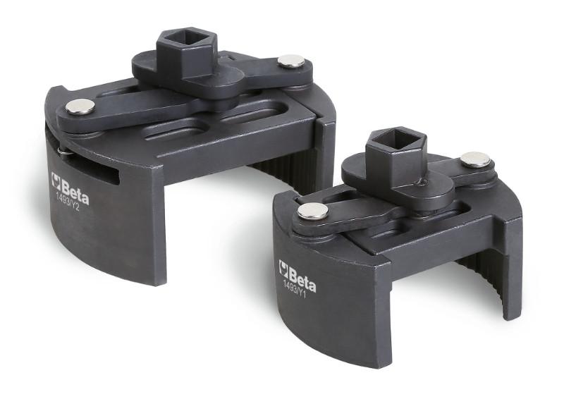 BETA 1493Y Önzáró kulcs jobbmenetes-balmenetes olajszűrőkhöz nehéz változat (BETA 1493/Y1)