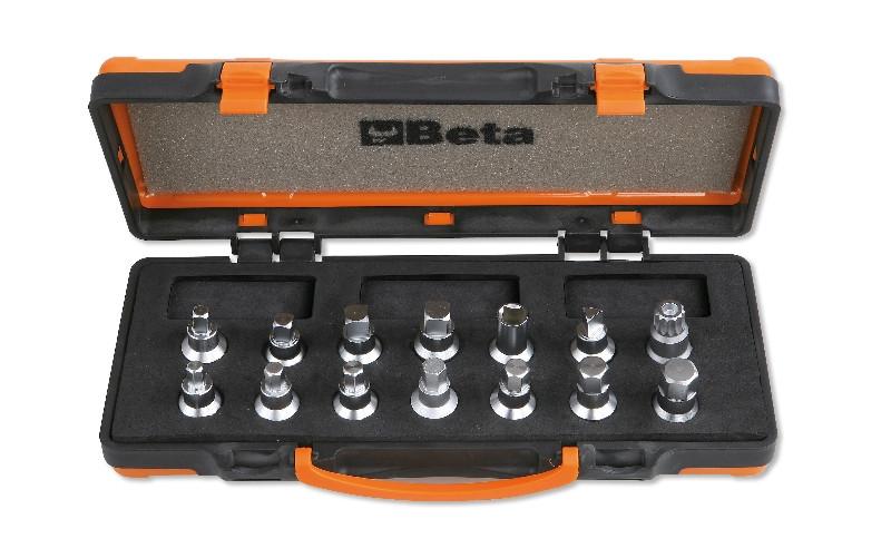 BETA 1494/C14A 14 darabos szerszámkészlet olajcseréhez (BETA 1494/C14A)