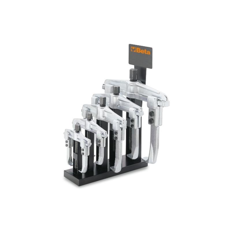 BETA 1500/SP5 5 darabos lehúzókészlet fémdobozban (BETA 1500/SP 5)