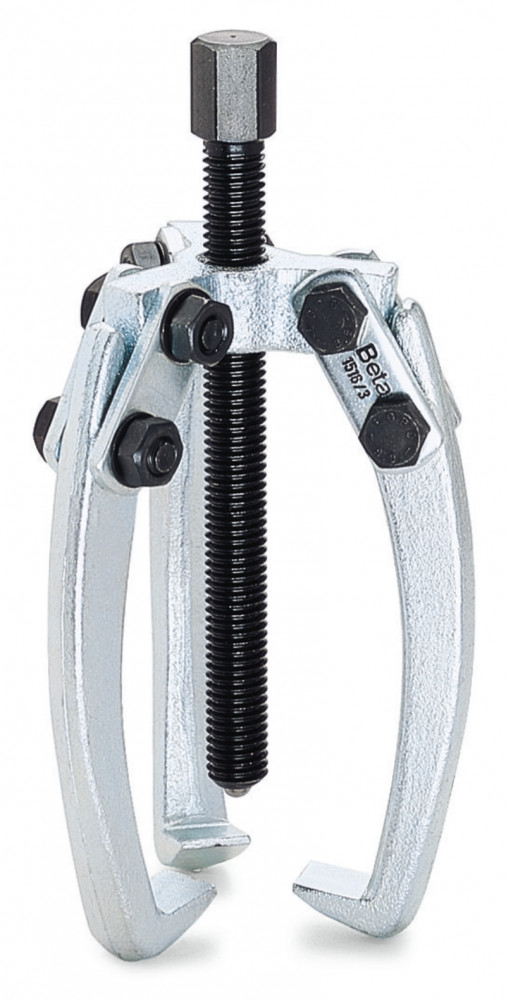 BETA 1516/2 Állítható háromkörmös csapágylehúzó, galvanizált (BETA 1516/2)