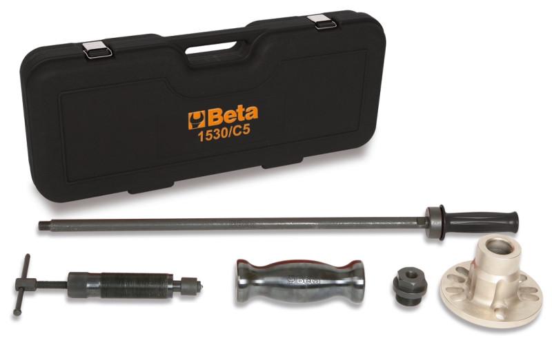 BETA 1530/C5 ?Kerékagy lehúzó készlet 3, 4, 5 körmös (BETA 1530/C5)
