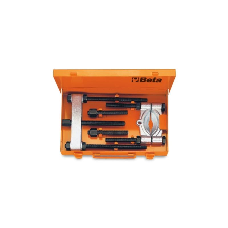BETA 1535/C2 Leválasztó készlet, fémdobozban (BETA 1535/C 2)