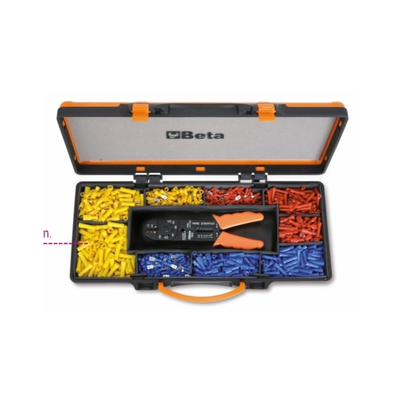 BETA BETA 1602/C9 Könnyített saruzó fogó 900 kábelsaruval (BETA 1602/C9)