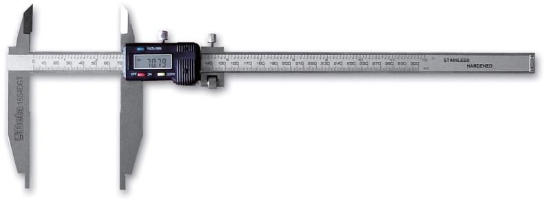 BETA 1654DGT Digitális tolómérő Pontosság: 1/100 mm (BETA 1654DGT)
