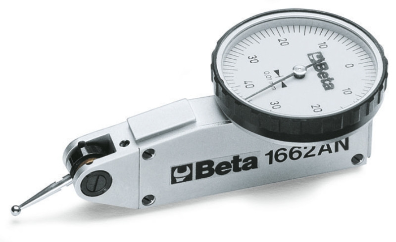 BETA 1662AN Mérőóra tapintóval Pontosság: 1/100 mm (BETA 1662 AN)