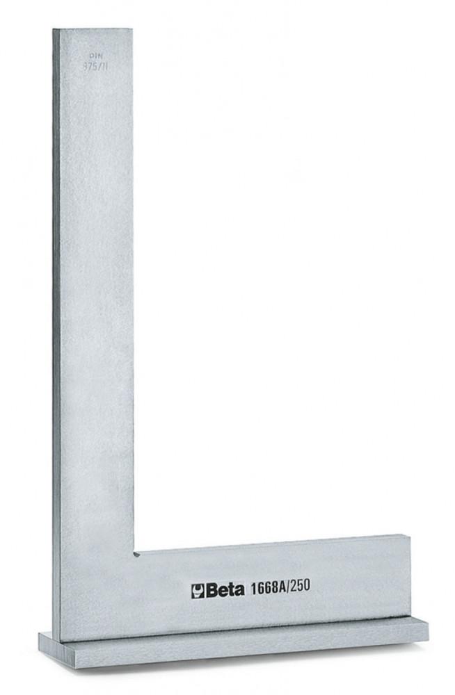 BETA 1668A 250 Talpas precíziós derékszög normalizált acélból, köszörült (BETA 1668A/250)