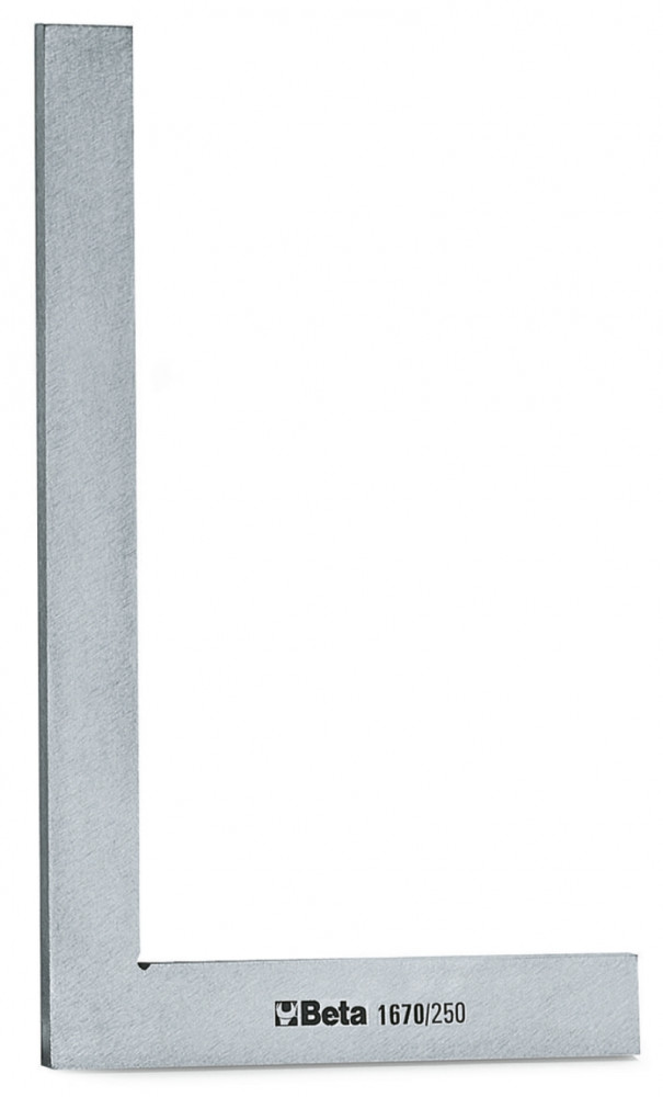 BETA 1670 100 Precíziós derékszög acélból, köszörült (BETA 1670/100)