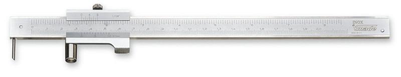 BETA 1679 Univerzális görgős mérőeszköz, rozsdamentes acélból, pontosság 0.1 mm (BETA 1679)