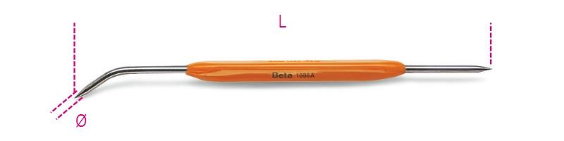 BETA 1688A Rajztű, edzett acélból (BETA 1688A)